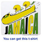 Jamaica bobsled