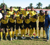 Jamaica Under 17 Football Team